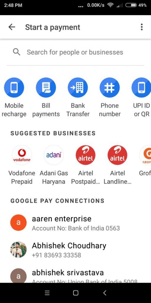 Google Tez App kya hai & Google Pay App details in Hindi 3