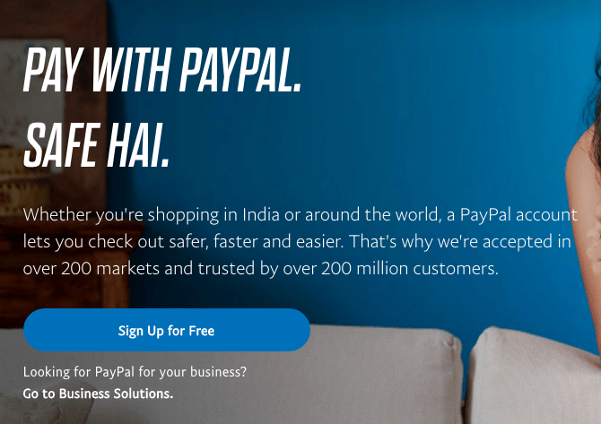 Paypal Meaning in Hindi Paypal Account Kaise Banate Hai 1