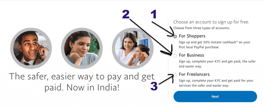 Paypal Meaning in Hindi Paypal Account Kaise Banate Hai 2